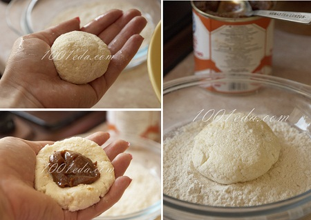 Посикунчики рецепт пошаговый и соусы к ним