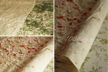 приготовление из лаваша рецепты с фото пошагово