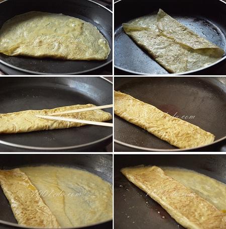 рецепт блинчика тамаго