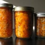 Заготовка морковного салата на зиму