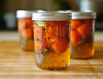 Заготовки на зиму из помидор: «Золотые рецепты