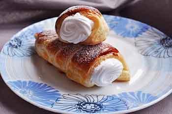 Рецепты пирожные с белковым кремом с фото