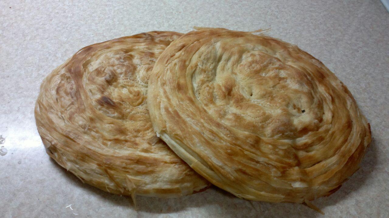 узбекская лепешка патыр рецепт с фото
