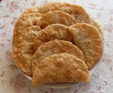 Чебуреки на кипятке рецепт с фото пошаговый