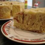 Пирог из лаваша с творогом в мультиварке