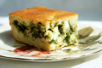 рецепт пирога в мультиварке с черносливом и