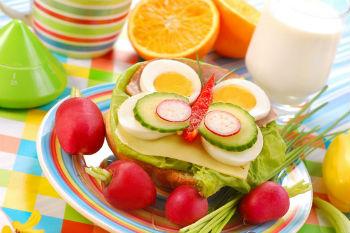 Бутерброды для детского праздника