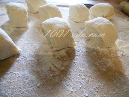 Пьядина (Piadina ) - итальянская лепешка