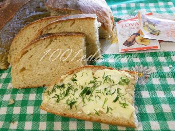 Рецепт хлеба на домашней закваске