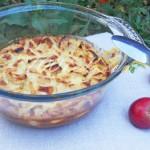 Яблочный флонярд: рецепт с пошаговым фото