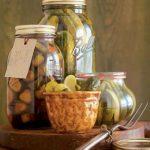 Огурцы на зиму с лимонной кислотой