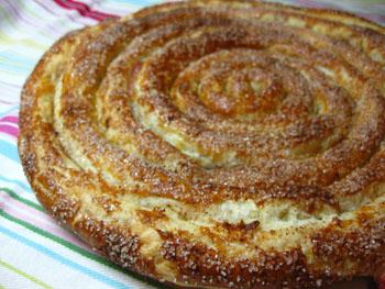 Рецепты пирожных из слоеного бездрожжевого теста