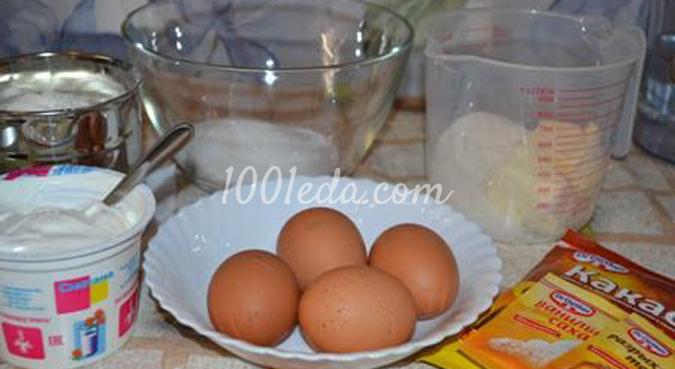 рецепт торта с яблоками в мультиварке