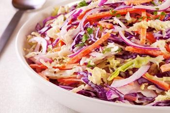 как приготовить салат из капусты без стерилизации