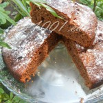 Шоколадный пирог на кипятке: рецепт с пошаговым фото
