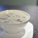 Грибной сливочный суп из шампиньонов