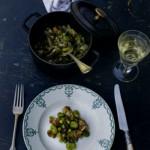 Вигнарола - овощное рагу по-французски