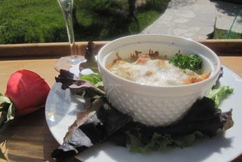 Интересный летний салат рецепт