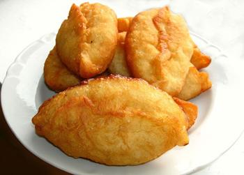 Кулинарный рецепт Жареные пирожки со ...: www.1001eda.com/zharenye-pirozhki-so-slivoj