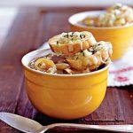 Грибной суп из шиитаки