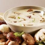 Грибной суп по-польски