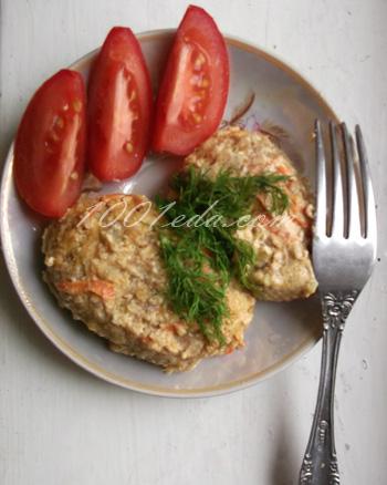 голубцы рецепт с фото пошагово в духовке с соусом