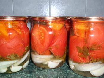 Заготовки на зиму из помидор: «Золотые рецепты» | Домашний