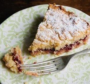 Вкусный пирог с повидлом  рецепт с фотографиями