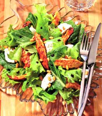 почему салат называется цезарь