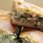 Быстрый рыбный пирог в скоромультиварке