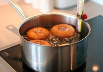 пончики фритюрнице рецепт