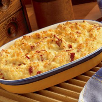 Что приготовить из картофельного пюре рецепт с фото