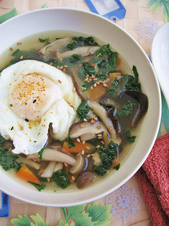 Грибной крем-суп. Крем-суп из шампиньонов или лесных ...