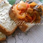 Икра из запеченных овощей: рецепт с пошаговым фото
