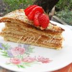 Торт Медовик по-домашнему: рецепт с пошаговым фото