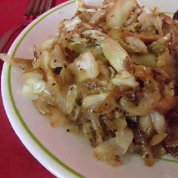 капуста с тмином рецепт быстрого приготовления