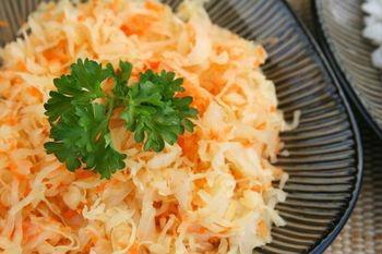 Рецепт как тушить капусту квашеную капусту