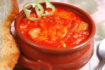 лечо из томатов на зиму рецепт с фото