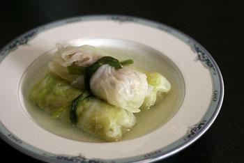 рецепты из китайской капусты в мультиварке