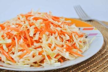 Как приготовить салат из морковки