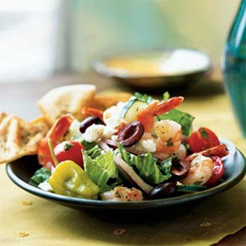 салат греческий рецепт с лимоном и #10