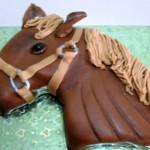"""Шоколадный торт """"Арабский скакун"""""""