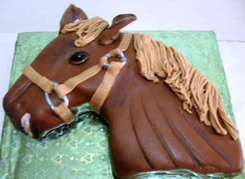 Шоколадный торт &quot;Арабский скакун&quot;  /><!--<img heigth=