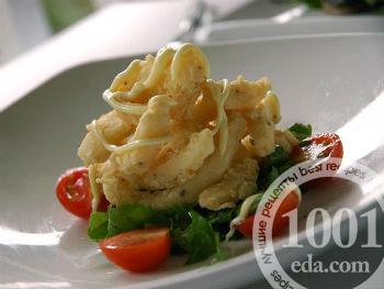 Пряные кальмары – кулинарный рецепт
