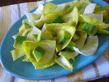 Салат вегетарианский из пекинской капусты