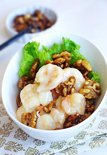 Пошаговые фото салатов с кальмарами