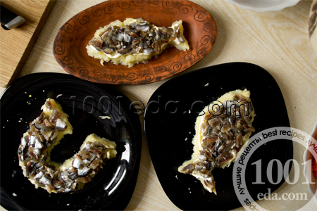 Салат мимоза Свинки на полянке, пошаговый рецепт с фото