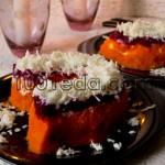 Новогодний салат Анчоус под снегом: рецепт с пошаговым фото