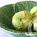 Винегрет с савойской капустой