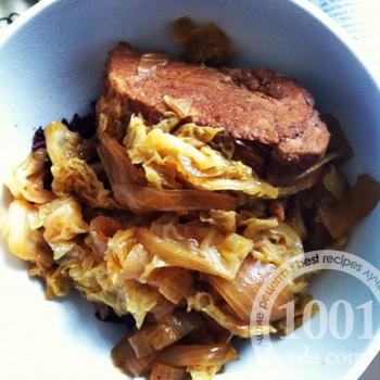 Картофель с куриным мясом в духовке рецепт 2